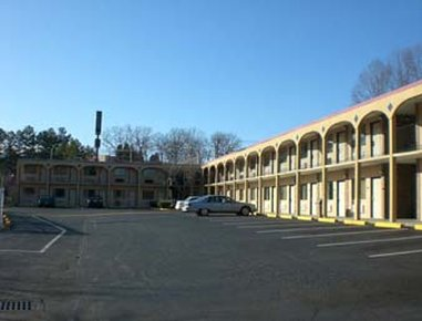 Knights Inn-Greenville