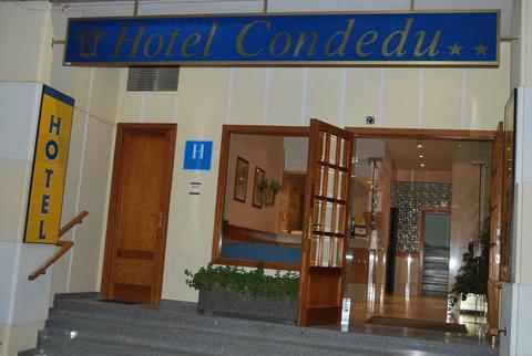 Hotel Condedu Badajoz - Exterior