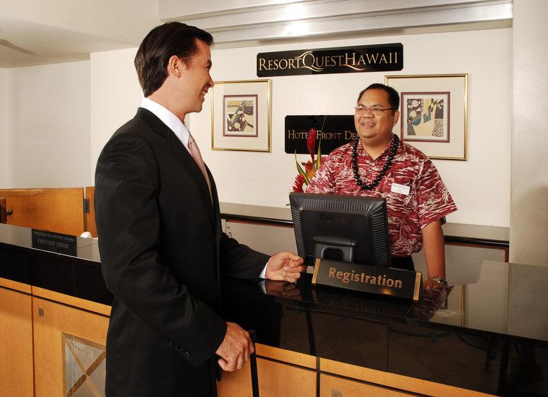Aston At The Executive Centre Hotel - Honolulu, HI