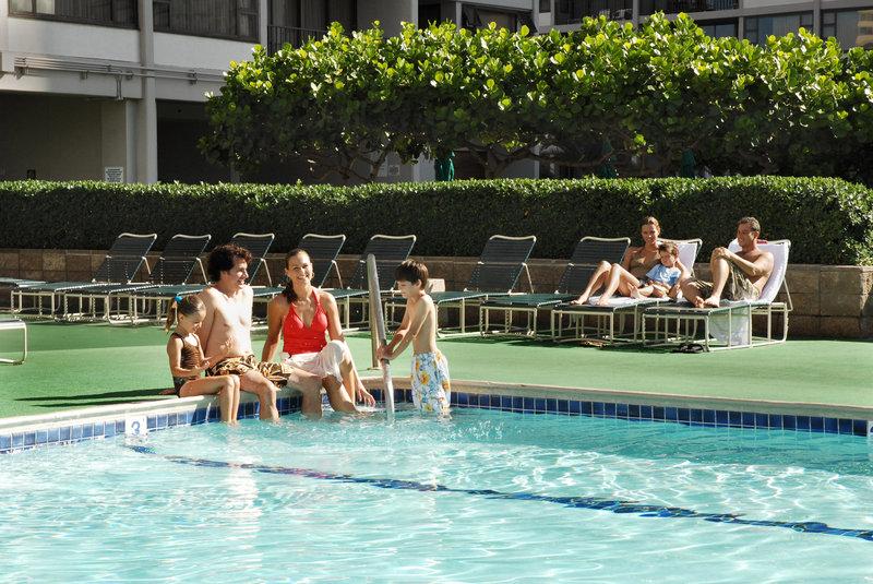 Aston At The Waikiki Banyan - Honolulu, HI
