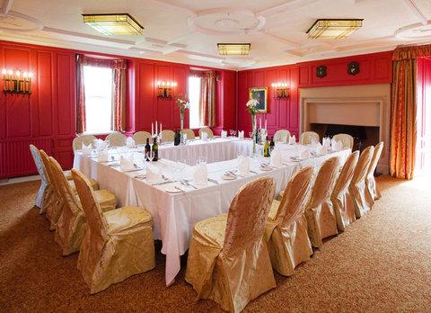 Hastings Ballygally Castle - Corporate Setup