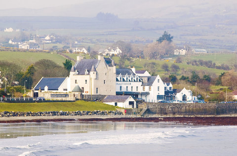 Hastings Ballygally Castle - Exterior