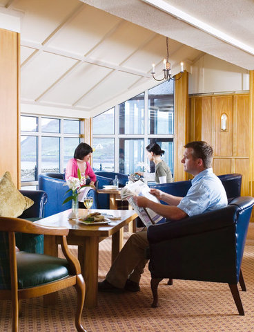 Hastings Ballygally Castle - Lounge