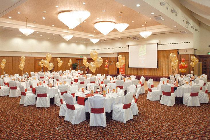 Stormont Hotel BallRoom