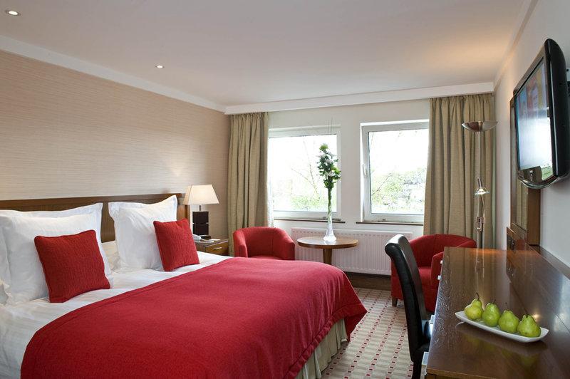 Stormont Hotel Kameraanzicht