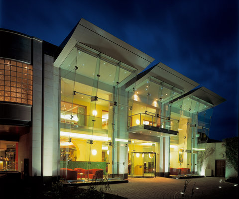 Hastings Stormont Hotel - Exterior Night