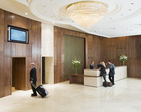 Hastings Europa Hotel - Foyer