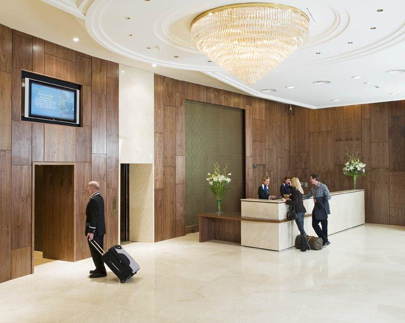Hastings Europa Hotel Lobby