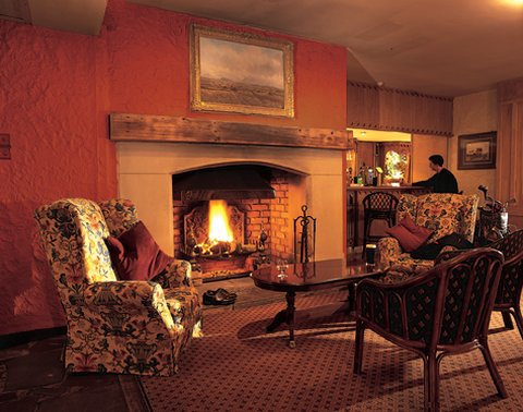 Hastings Ballygally Castle - Cosy Welcome