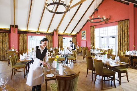 Hastings Ballygally Castle - Garden Restaurant