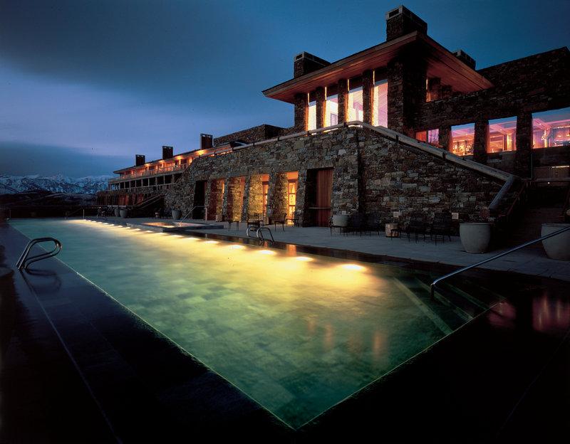 Amangani - Aman Resort Kameraanzicht