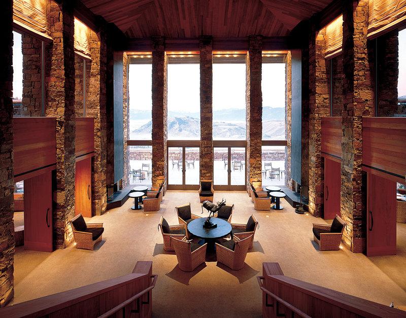 Amangani - Aman Resort Bar/lounge