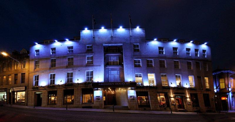 Aberdeen Douglas Hotel Ulkonäkymä