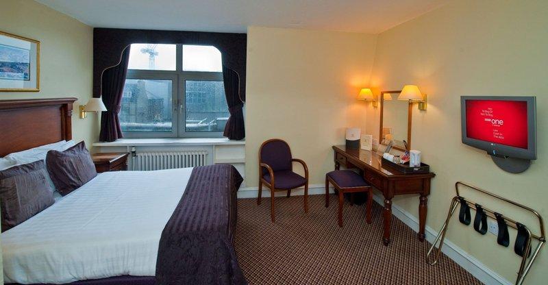 Aberdeen Douglas Hotel Huonenäkymä