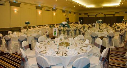 Aberdeen Douglas - Wedding