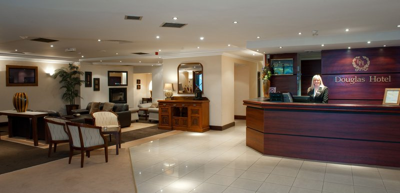 Aberdeen Douglas Hotel Aula