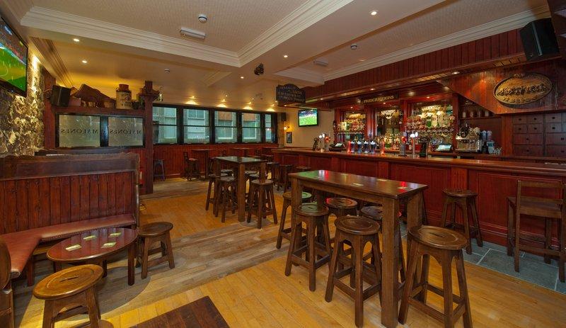 Aberdeen Douglas Hotel Baari/lounge