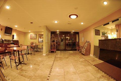 Santa Cruz Beach Inn - Looby