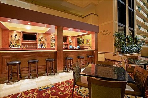 Holiday Inn Hotel & Suites BEAUMONT-PLAZA (I-10 & WALDEN) - Park Place Lounge
