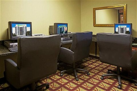 Holiday Inn Hotel & Suites BEAUMONT-PLAZA (I-10 & WALDEN) - Business Center