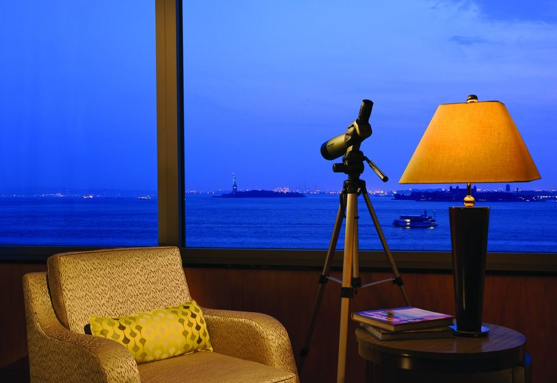 The Ritz-Carlton New York Battery Park Chambre