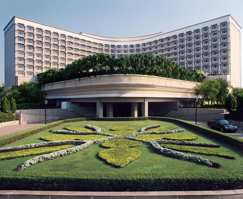 Taj Palace Hotel Vista exterior
