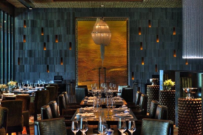 Taj Palace Hotel Restaurang