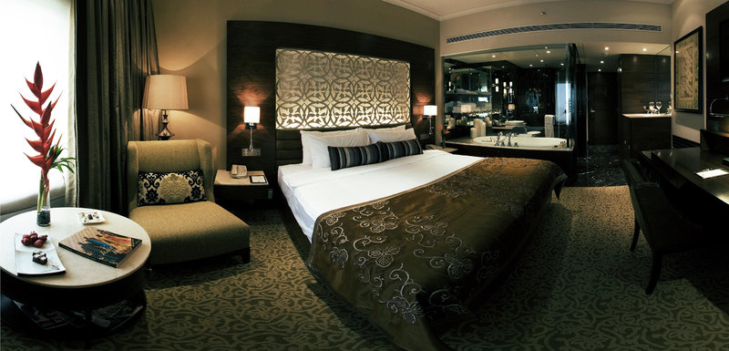 Taj Palace Hotel Vista do quarto