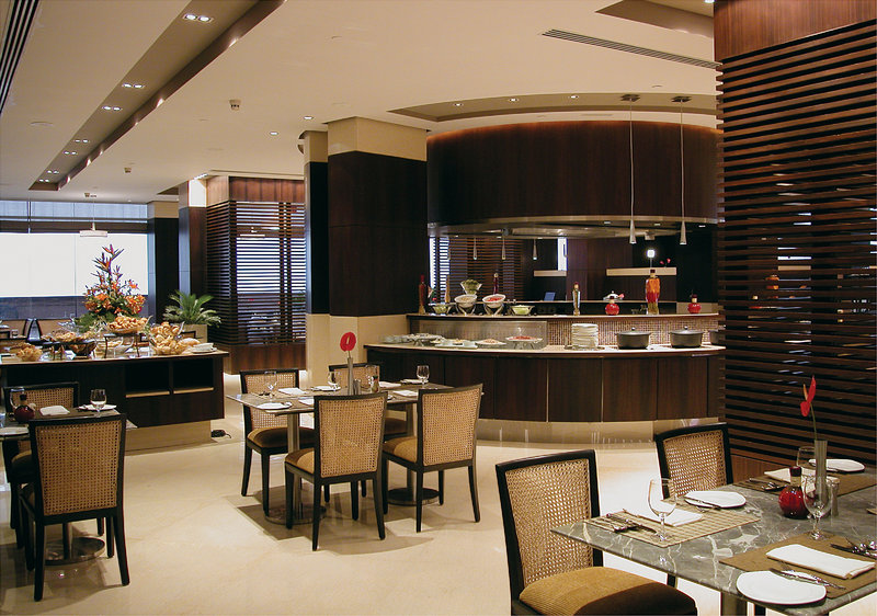 Taj Lands End Mumbai 餐饮设施