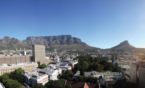 Taj Cape Town - View From the Presidential Suite