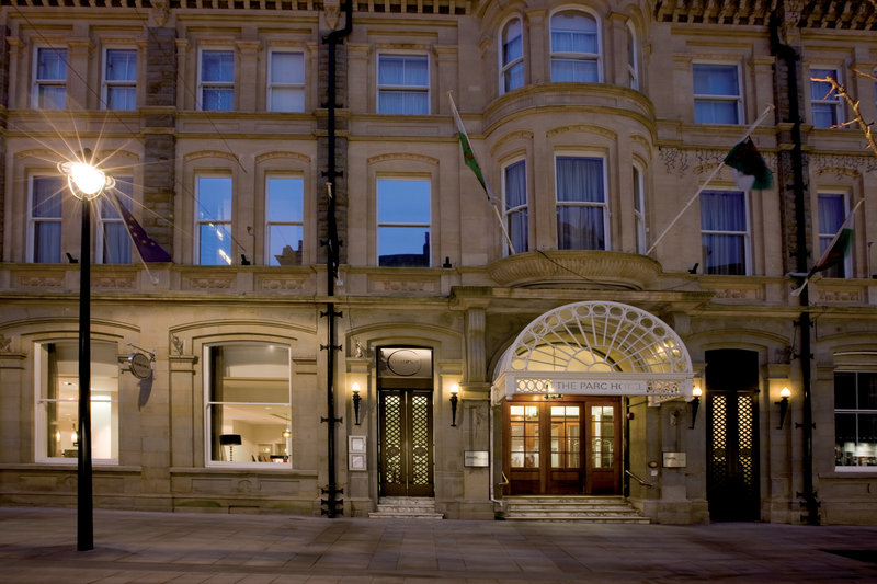 The Parc Hotel Dış görünüş