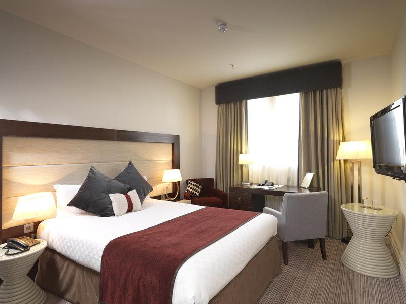 The Parc Hotel Vista de la habitación