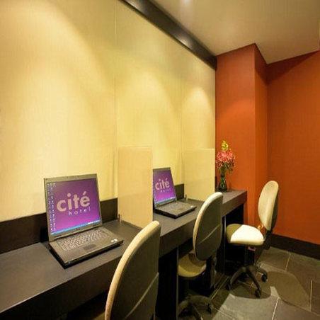 Cite Hotel - Business Center