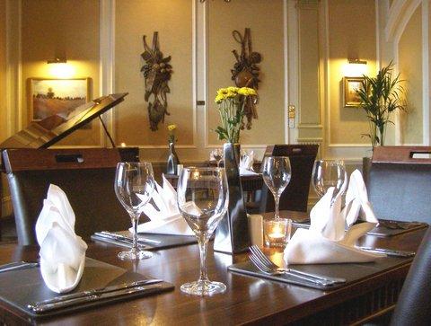 Thistle Aberdeen The Caledonian - Restaurant