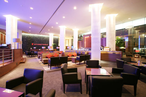 Stamford Plaza Auckland - Lobby View