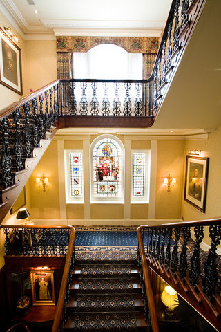 Thistle Exeter The Rougemont - Staircase