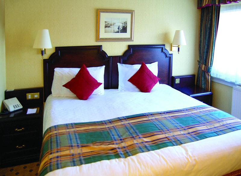 Thistle Inverness Vista della camera