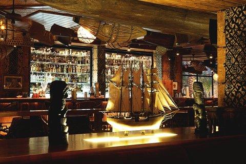 ريجنسي بالاس عمان - Trader Vic s Restaurant   Lounge