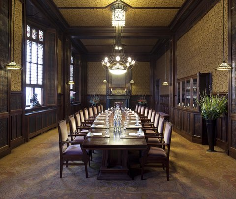 Grand Hotel Amrath Amsterdam - Meeting Room Beraadzaal at Grand Hotel Amr th