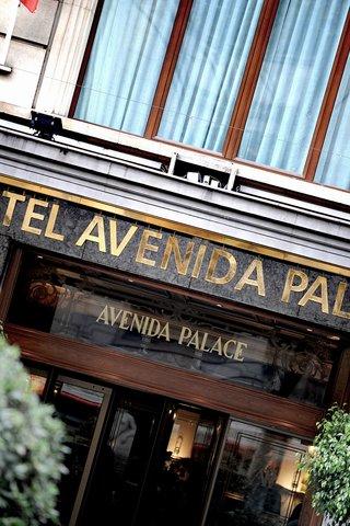 Avenida Palace - Exterior View