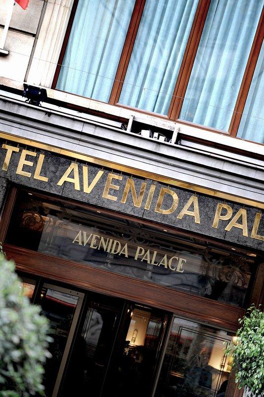 Avenida Palace Ulkonäkymä