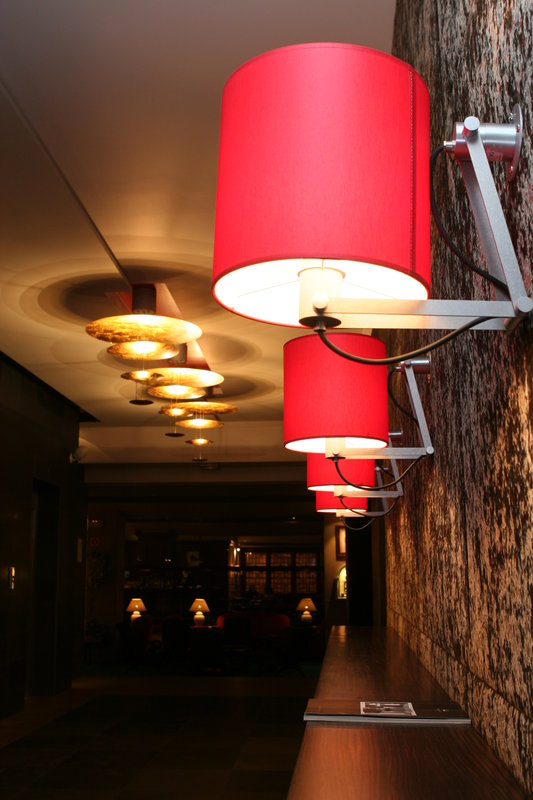 Hotel Ercilla Lobby