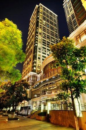 Marco Polo Wuhan Hotel - WUHExterior Evening
