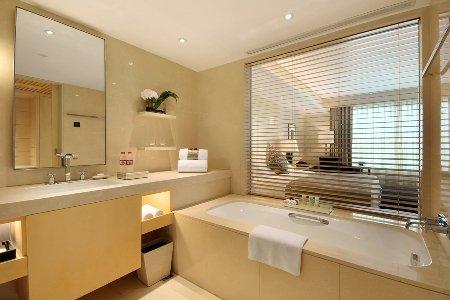 Marco Polo Wuhan Hotel - WUHBathroom