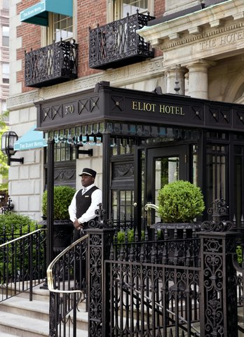The Eliot Hotel - The Eliot Hotel