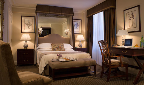 The Eliot Hotel - Guest Room