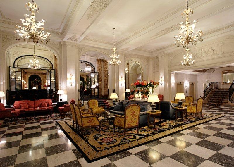 Hotel Le Plaza Lobby