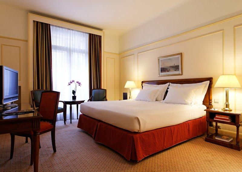 Hotel Le Plaza Zimmeransicht