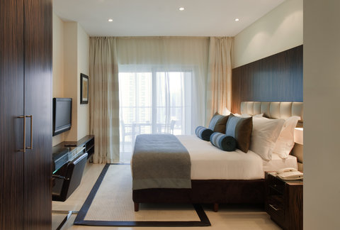 Bonnington Jumeirah Lakes Towers - Apartment - Ensuite Master Bedroom