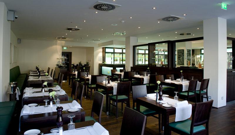 Flemings Hotel Frankfurt Hamburger Allee Étkezés